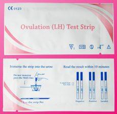 Ovulációs teszt (25 db-os, extra érzékenység)