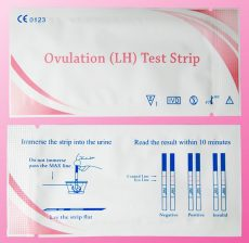 Ovulációs teszt (50 db-os, extra érzékenység)