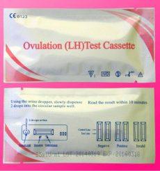 Kazettás ovulációs teszt
